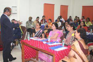 Capacity Building Programme : Classroom Management