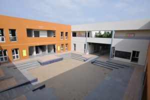 School: Interior View
